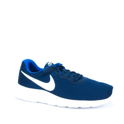 NIKE 812654-414 TANJUN OBSIDIAN GYM BLUE/WHITE