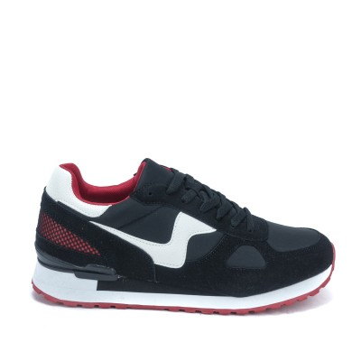 ITAZERO XL18006-1 BLACK/RED