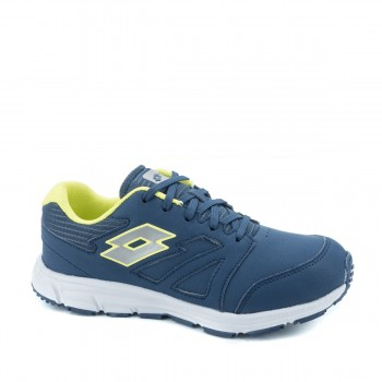 LOTTO 211880-16C SPEEDRIDE 601 IV JR L  DRESS BLUE/GRAVITY